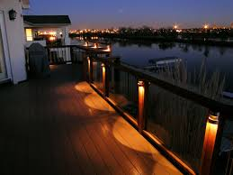 trex deck lighting. Awesome Trex Deck Lighting Kits Save Money Use Pict Of Concept And