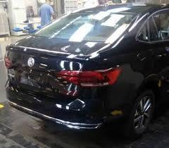 2018 volkswagen virtus. plain 2018 vw virtus spy shot brazil inside 2018 volkswagen virtus indian autos blog