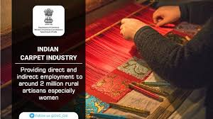 """DoC on Twitter: """"Today, hand <b>weaving</b> of carpets in India is a ..."""