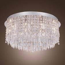crystal ceiling lights flush mount 51 best lighting inspiration images on ceiling lamps