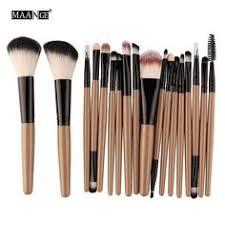 VVHUDA <b>Professional Double Sided</b> Ended Makeup Brushes <b>Set</b> ...