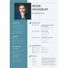 You can use preloaded templates in word by clicking file from the menu bar on top of the screen, then new, and from there, search for a resume template from the prompted search bar. 50 Best Resume Templates To Download Free Premium Templates