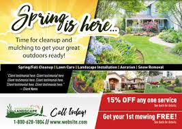 lawn care advertising templates landscaping advertising flyers planet flyers lawn care advertising