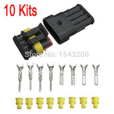 small wire connectors suppliers best small wire connectors Small Wire Connectors 10 sets new car 4 pin way waterproof electrical wire connector plug small order no tracking small wire connectors for drones motors