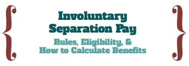 Military Involuntary Separation Pay Rules Eligibility