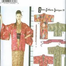 Kimono Robe Pattern Mesmerizing Simplicity 48 Sewing Pattern Kimono From Adele Bee Ann Sewing