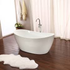 Tubs And More Flo Freestanding Bathtub Get 35 40 Today