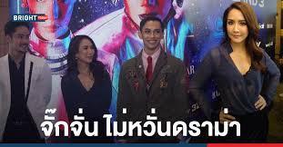 """จั๊กจั่น อคัมย์สิริ """" เปิดตัวสุดปัง!!บทบาทเมนเทอร์ใน The Face Thailand"""