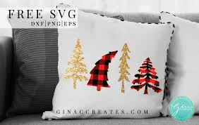 Free transparent tree vectors and icons in svg format. Christmas Trees Free Svg Cut File Gina C Creates