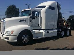 2016 kenworth t660 sleeper trucks