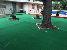 design green outdoor carpet
