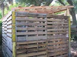 pallet shed. pallet shed plan | my wood project - march 2009