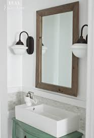 half bathrooms. Bathroom Home Half Narrow Reveal Renovation Bathrooms