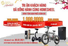 Pin xe điện cân bằng homesheel - Homesheel Việt Nam