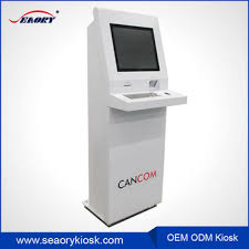 Book Printing Vending Machine Enchanting Indoor Self Service Cinema Ticket Printingdispenser Vending Kiosk