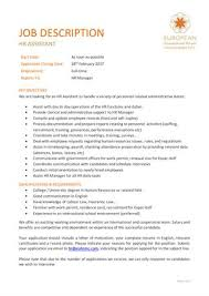 Hr Assistant Duties 17 02 06 Hr Assistant By Nobel Education Network Issuu