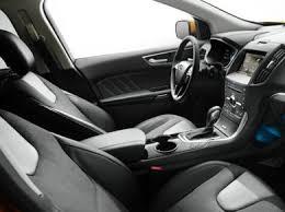 2017 ford edge black interior. oem interior 2017 ford edge black