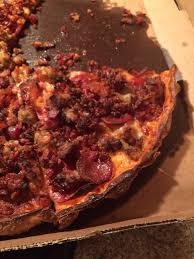 photo of round table pizza san jose ca united states burnt and