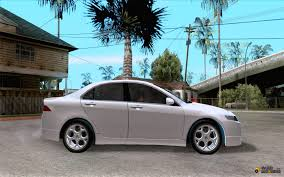 Honda Accord Type-S for GTA San Andreas