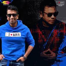I Love ARR. The A.R.Rahman Podcast.