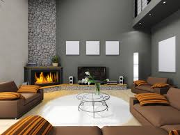 decorating ideas for living rooms with fireplaces theydesign inside