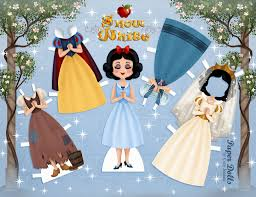 Small Picture Printable Paper Doll by Cory Disney Snow White Printables