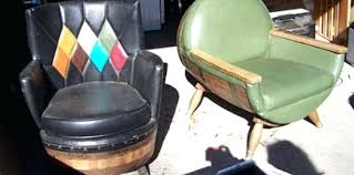 marvelous idea whiskey barrel chairs furniture vintage