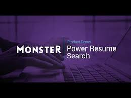 Monster Resume Search Best 675 Monster Power Resume Search Guided Tour YouTube