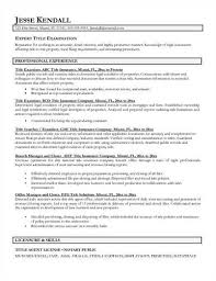 Resume name examples and get inspiration to create a good resume 6