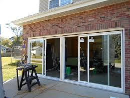 patio door replacement garage