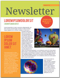 Examples Of Company Newsletters