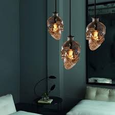 edison pendant lighting. Vintage Skull Head Glass Pendant Light Hanging Lamps For Art Decoration Edison Lights Wholesale-in From \u0026 Lighting On
