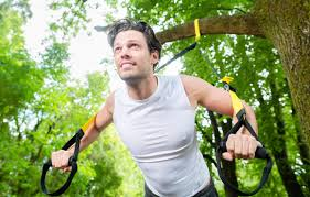 the trx suspension system which these days can be ed at most gyms is an efficient way to get your strength agility and balance workouts done