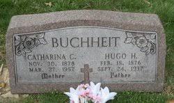 Hugo Buchheit (1875-1937) - Find A Grave Memorial