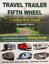 By Randall Eaton - Travel Trailer & Fifth Wheel Comparison Guide (10th  Edition) (1905-07-22) [Paperback]: Randall Eaton: 8601421871549:  Amazon.com: Books