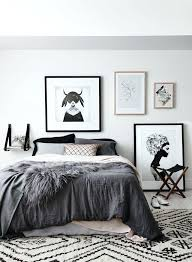 black and white bedroom decor. Black Grey White Bedroom Best Room Decor Ideas On Living . And