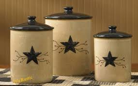 rustic kitchen dining rustic kitchen canister sets
