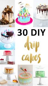 30 Delicious Dripping Cake Ideas Oozing With Icing Cool Crafts