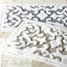 absorbent bath rugs terrific mats you ll love in decorative bathroom home designing decorating rubber