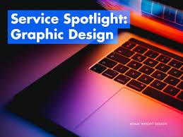 Spotlight Graphic Design Adam Wright Design Service Spotlight Graphic Design