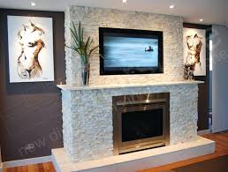 fireplace stones for gas fireplace beautiful stone wall with gas fireplace and marble mantle fire rock