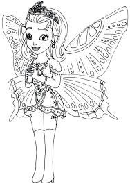 Princess Sofia Coloring Pages Beautiful Sofia The First Coloring
