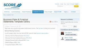 Downloadable Business Plan Template Business Plan Template Wirewalkersva