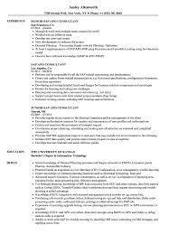 Sap Apo Resume Samples Velvet Jobs