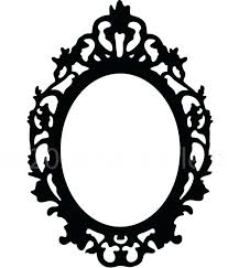 antique frame drawing. Antique Mirror Frames Home Ideas Frame Drawing .