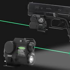 Tactical Shotgun Laser Light Combo Galleon Lasercross Tactical Compact Green Laser Sight Led