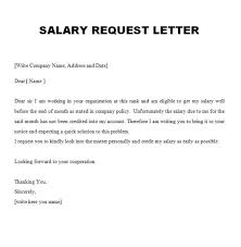 Sample Letter Negotiating Salary In A Job Offer Counter Offer Letter Perfect Ideas Collection How Write A Salary Job