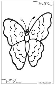 Gratis Kleurplaten Insecten