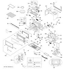Ge Profile Microwave Repair Parts For Ge Microwave Oven Bestmicrowave