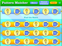 Patterns Online Magnificent Activity 48 Math Online Games Patterns First Grade Math Work